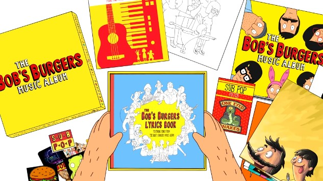Behold, <i>The Bob's Burgers Music Album</i>