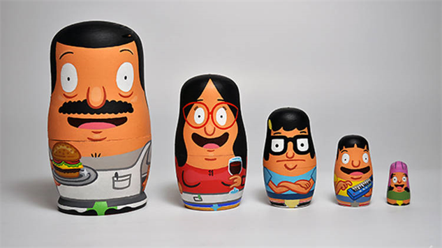 <i>Bob's Burgers</i> Gets Its Own Art Exhibition on New York City's Lower East Side