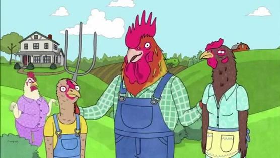 "<i>BoJack Horseman</i> Review: ""Chickens"""