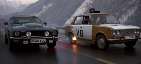 Bond's 10 Best Car Gadgets :: Tech :: Gadgets :: Paste