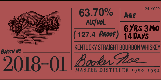 "Booker's Bourbon ""Kathleen's Batch"" Review"