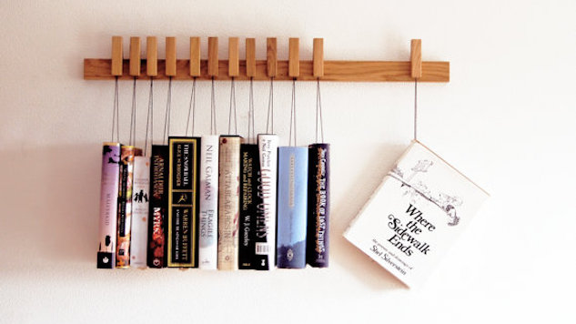 Interesting Bookshelves Worthy of Your Favorite Tomes