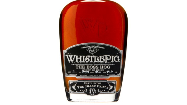 """WhistlePig Boss Hog IV: """"The Black Prince"""" Review"""