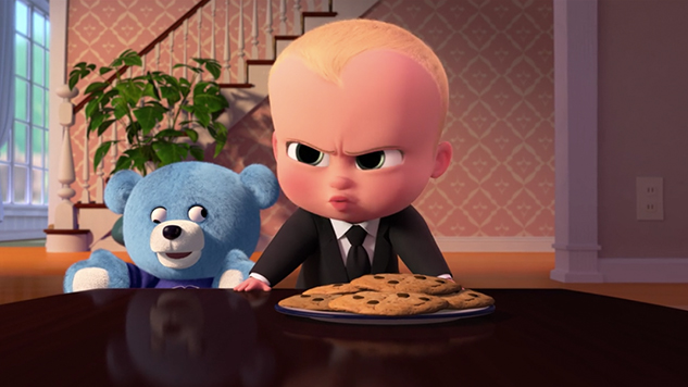 Cookies Are for Closers: An Apologia for <i>The Boss Baby</i>