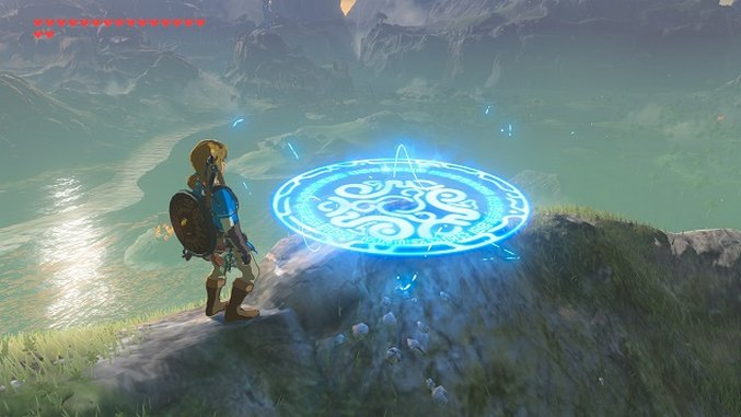 <i>Zelda: Breath of the Wild</i> Guide: How to Find the Travel Medallion in the New DLC
