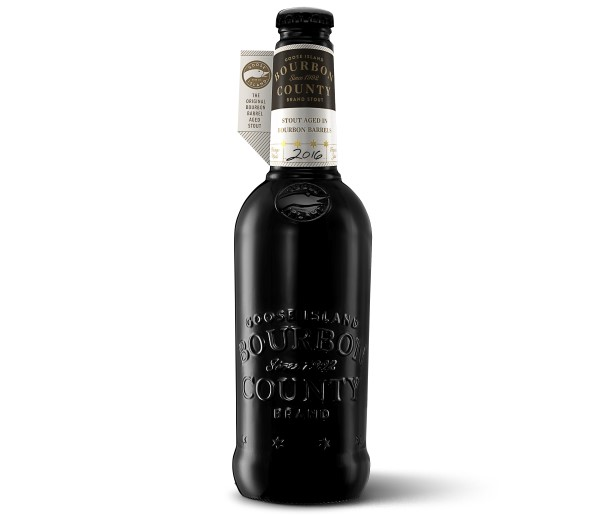 Endless Beer: 2016 Bourbon County Stout
