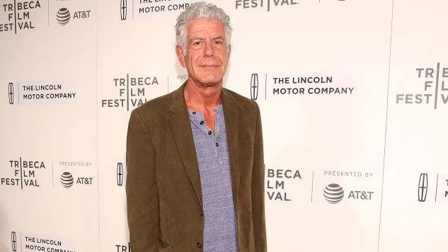 Anthony Bourdain Says He's Not an Activist-But His New Documentary Will Activate You
