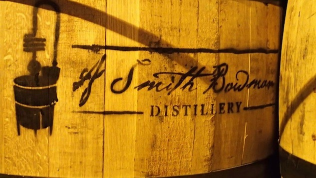 You Need to Start Drinking A. Smith Bowman's Whiskey