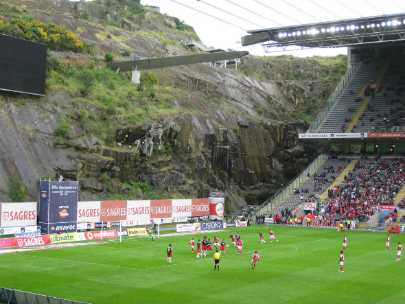 13 Unique And Quirky Soccer Stadiums You Need To Visit