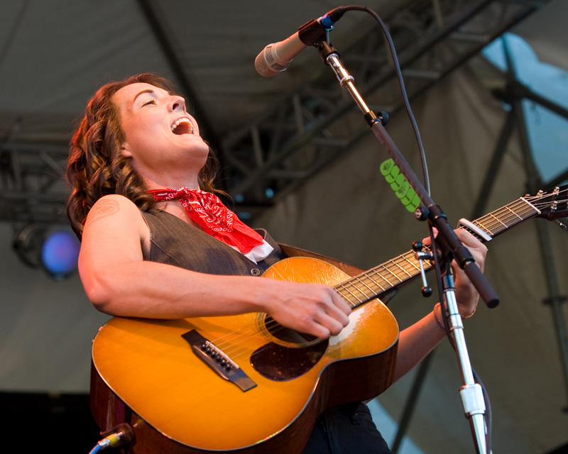 Brandi Carlile Announces New Album, <i>Bear Creek</i>