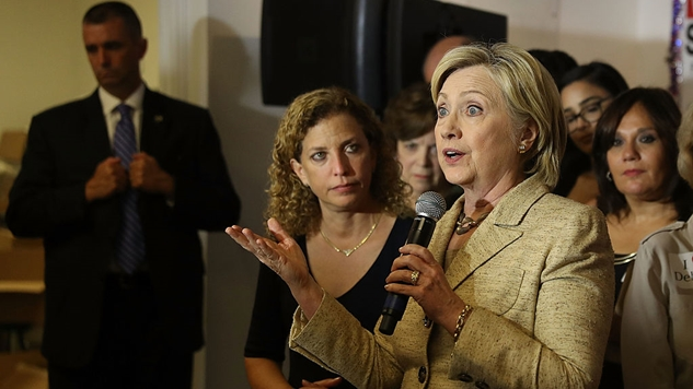 A Former DNC Chair Provided Unimpeachable Proof That the Democrats Tried to Rig the Election for Hillary Clinton