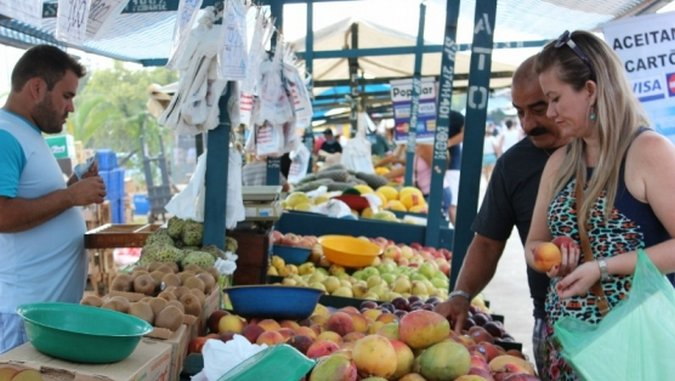 Farmers' Market Fetish: São Paulo, Brazil
