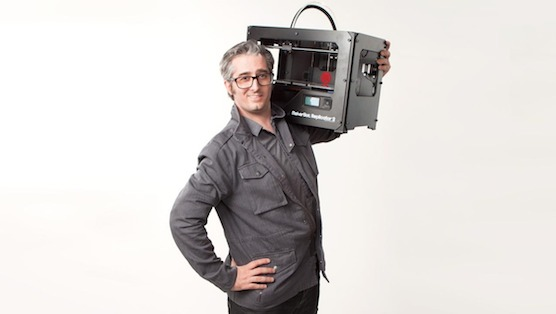 Northside Innovation Conference: What We Learned From MakerBot CEO Bre Pettis
