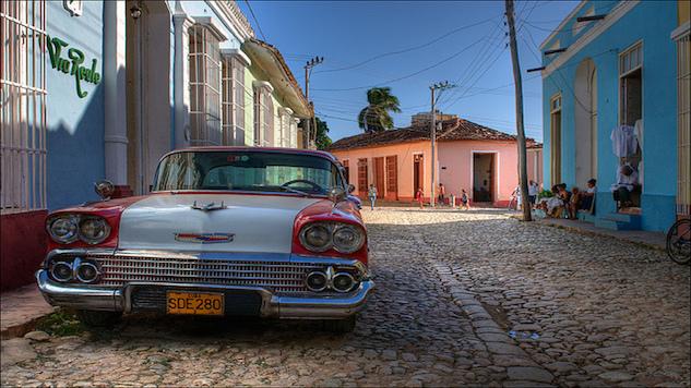 Breakout Role: Cuba