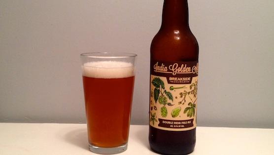 Breakside India Golden Ale Review