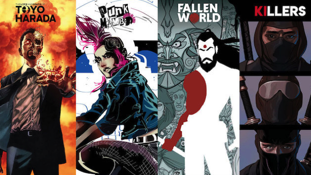 "Valiant Comics Unveils Four Limited Series in 2019 ""Breakthrough"" Lineup"