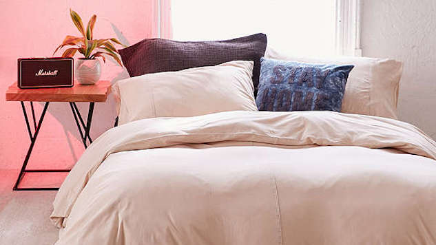 Minimalist, Breezy Bedding Perfect for Summer