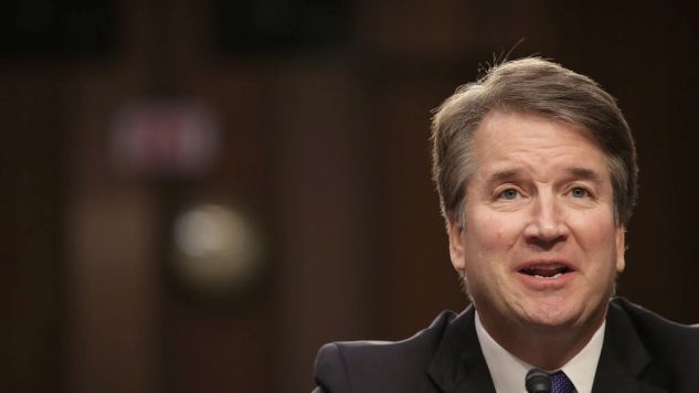 With Brett Kavanaugh, It's Not the Crime...But It Might Be the Cover-Up