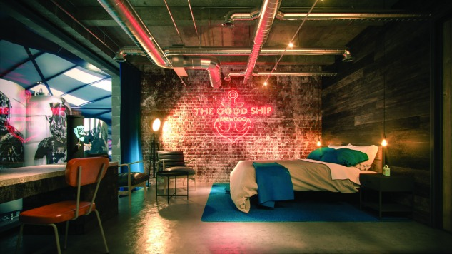 BrewDog's New Hotel Will Have Taps in Every Room