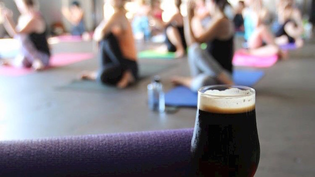 Yoga and Beer: Breweries With Yoga Classes