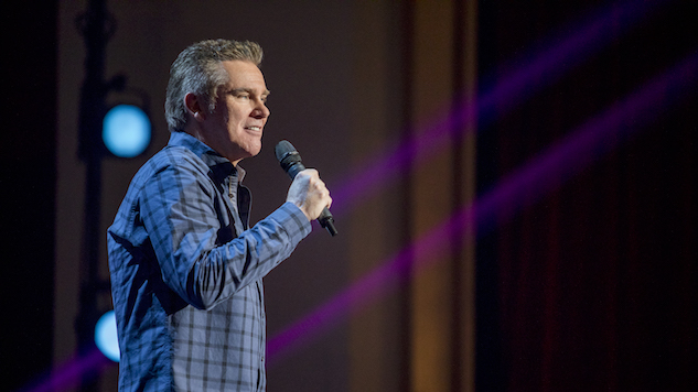 <i>Nunchucks and Flamethrowers</i> Is an Accessible Brian Regan Outing with Uncomfortable Undertones