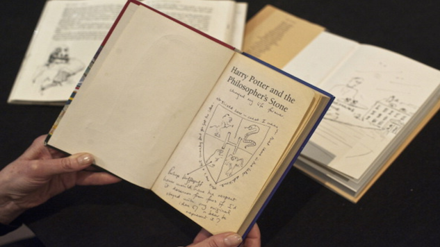 The British Library's <i>Harry Potter</i> Exhibit Goes Behind the Scenes