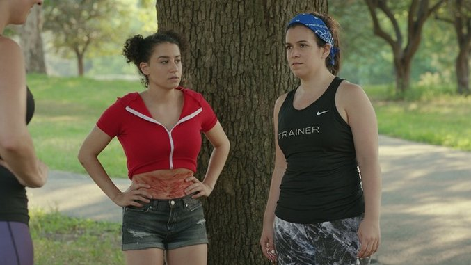 "<i>Broad City</i> Review: ""Game Over"""