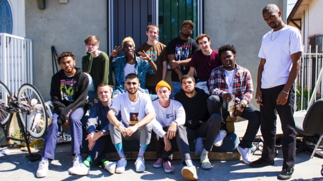 Brockhampton Team up With RCA, Tease New Album
