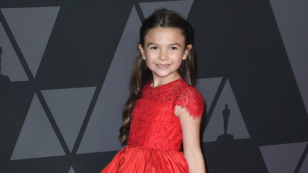 Eight-Year-Old <i>The Florida Project</i> Star Brooklynn Prince Is Directing Her Own Short