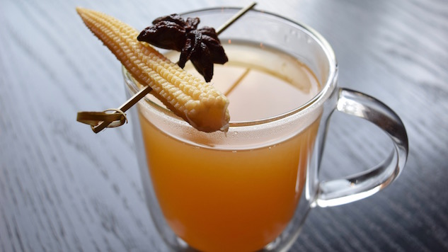 Soup In Your Drink: 5 Broth Cocktails