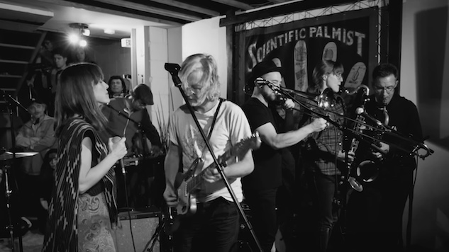 Watch Broken Social Scene Perform Two New Songs on <i>The Strombo Show</i>