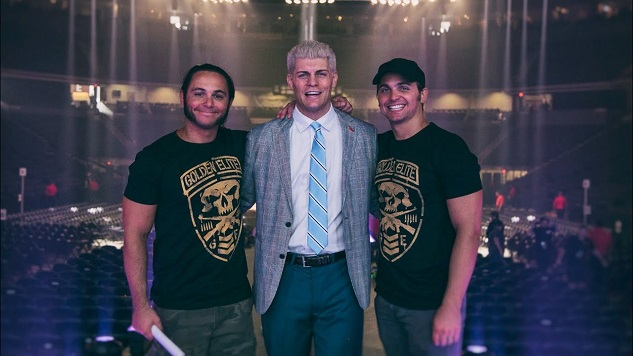 All Elite Wrestling to Reveal More in a Rally Today in Jacksonville