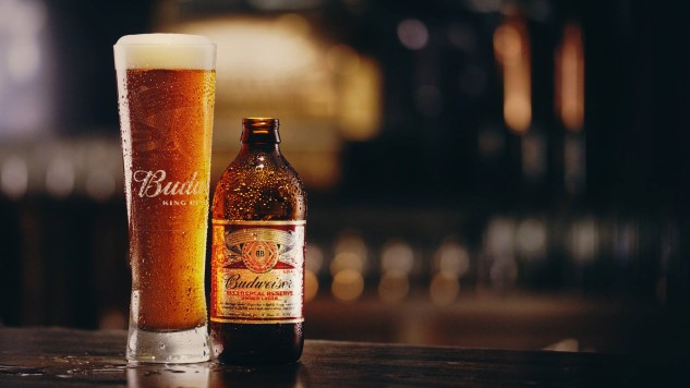 """Anheuser Launches """"Historically Inspired"""" Budweiser 1933 Repeal Reserve Amber Lager"""