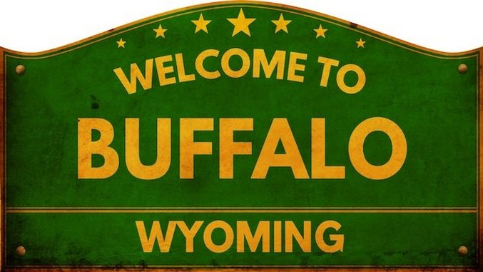 Checklist Buffalo, Wyoming: <i>Longmire</i>, Time Travel and Fast Food