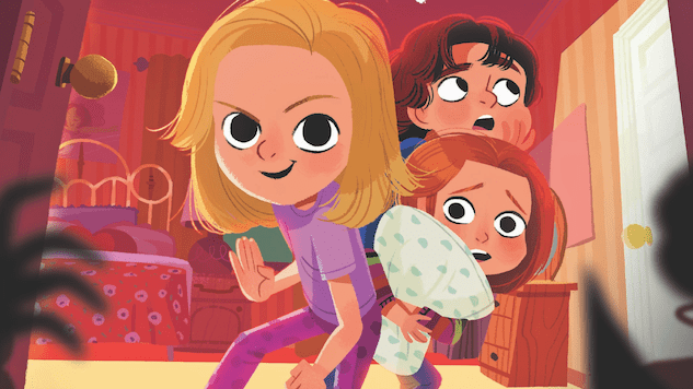 Sunnydale Looks Adorable in the New <i>Buffy the Vampire Slayer</i> Picture Book