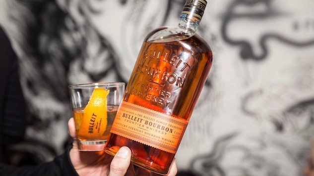 Bulleit Frontier Whiskey Commissions a Massive Tattoo