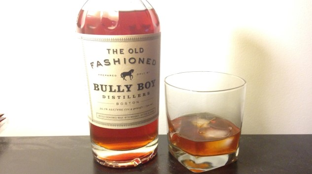 Bully Boy Distillers Bottled Old Fashioned Review