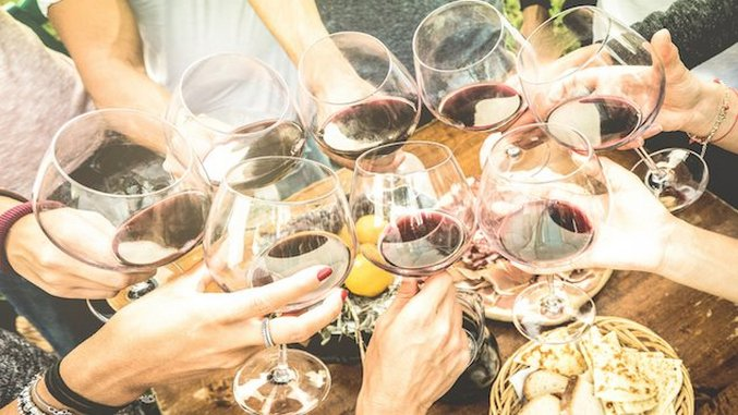 Jet-Set Bohemian: Treat Yourself with these Summer Wine Festivals