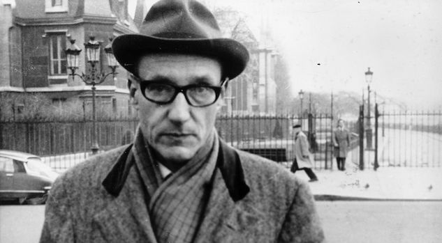 13 Musicians Influenced by Author William S. Burroughs
