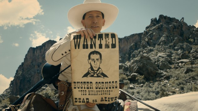 The Coen Bros' <i>Ballad of Buster Scruggs</i> Is Now a Netflix Film