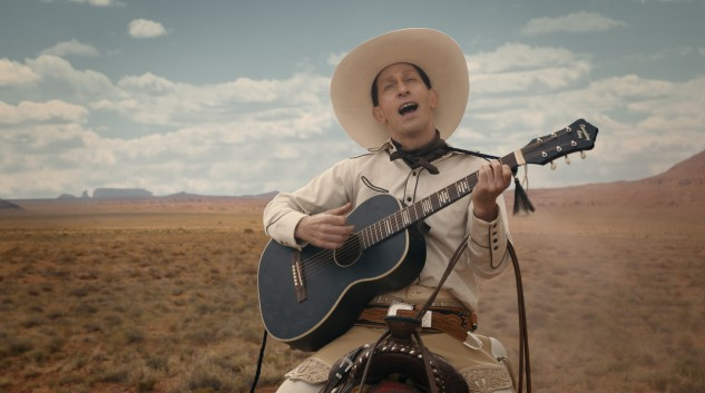 Take a Longer Gander at <i>The Ballad of Buster Scruggs</i> in Trailer #2
