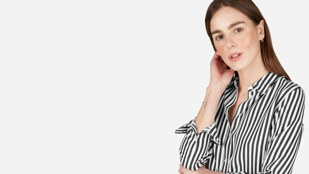Chic Button-Downs You'll Wear Forever