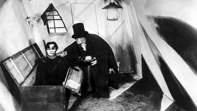 the cabinet of dr caligari i watched an entire in a videogame this week 27140