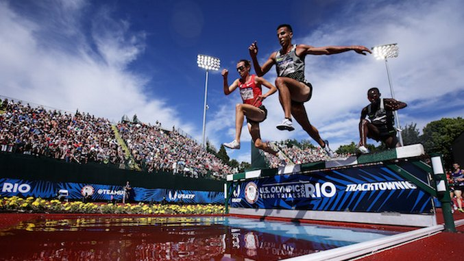Olympics Interview: Steeplechaser Donn Cabral