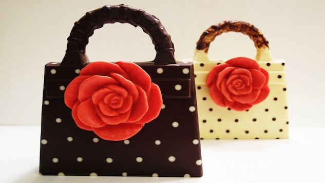 Food Meets Fashion: Cacao-lab's Chocolate Accessories