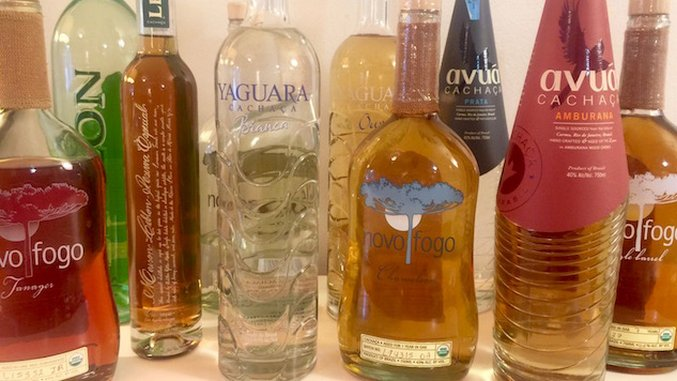 Four Aged Cachaças Perfect For Bourbon Lovers