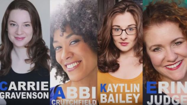 Kaytlin Bailey, Carrie Gravenson and CAKE Are Reinventing Comedy Touring