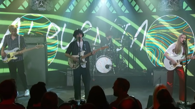 Finn Wolfhard's Calpurnia Make Their TV Debut on <i>Jimmy Kimmel</i>