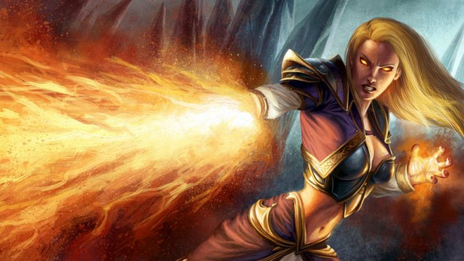10 Best <i>World of Warcraft </i> Characters