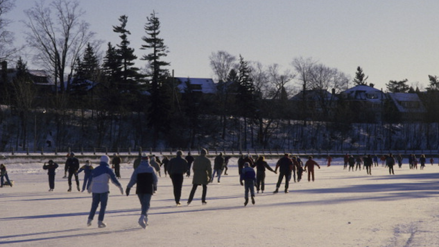 Canada Becomes an Ice Rink for All